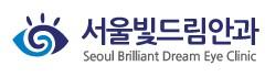 서울빛드림안과 로고