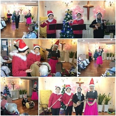 12월 노래교실